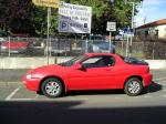 Mazda Mx3 Coupe Rouge 1l 6