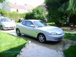 Vends Huyndai Coupe 1.6 Fx
